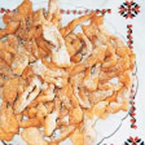 Khrustyky Recipe