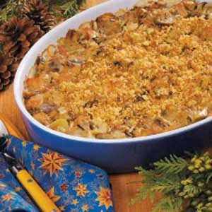 Wild Turkey Rice Bake Recipe