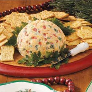 Cheese Ball Spread Recipe