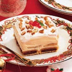 Holiday Fig Torte Recipe