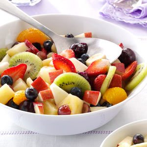 Fresh Fruit Combo Recipe
