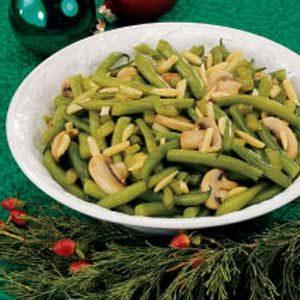 Crunchy Green Beans Recipe