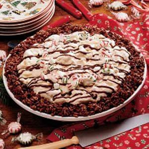 Peppermint Stick Pie Recipe
