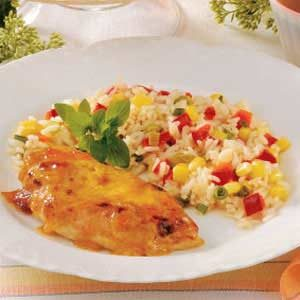 Corn Rice Medley Recipe