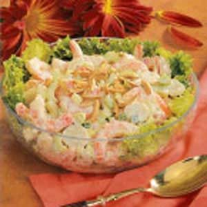 Curried Shrimp Salad Recipe