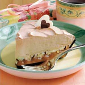 Chocolate-Caramel Supreme Pie Recipe