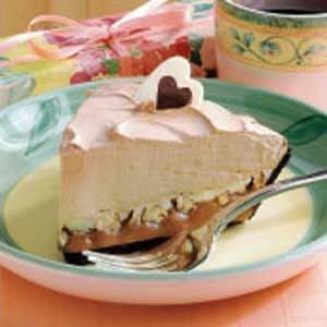 Chocolate-Caramel Supreme Pie Recipe