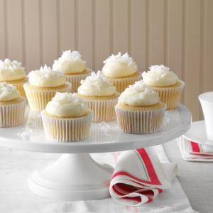 Coconut Dream Cupcakes Recipe