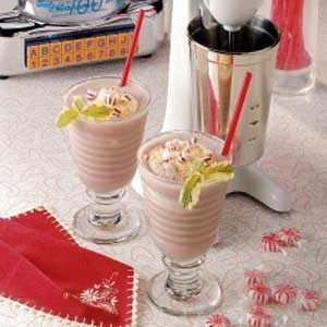 Peppermint Chocolate Malt Recipe