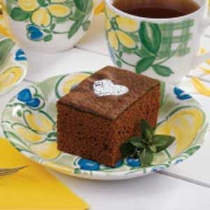 Old-Fashioned Chocolate Snack Cake Recipe