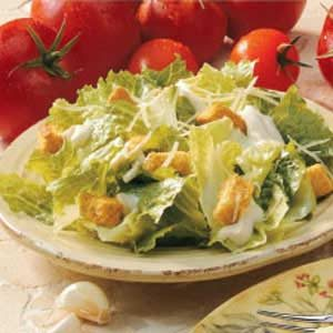 Mock Caesar Salad Recipe