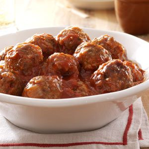 Joe's B.B.Q Barbecue Meatballs Recipe