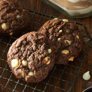 Triple Chocolate Cookie Mix Recipe