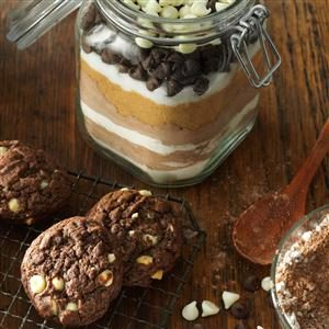 Triple Chocolate Cookie Mix