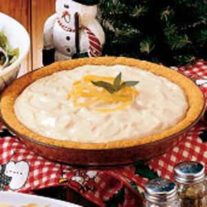 Lemon Cheese Pie Recipe