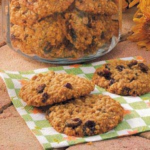 Cranberry Oat Yummies Recipe