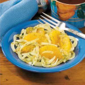 Fennel Orange Salad Recipe