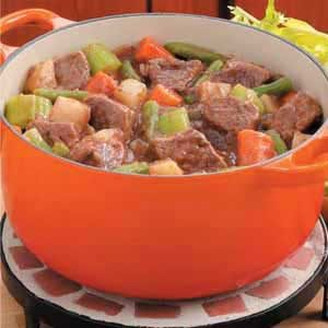 Oven Beef Stew