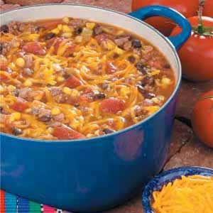 Southwest Beef Stew Recipe