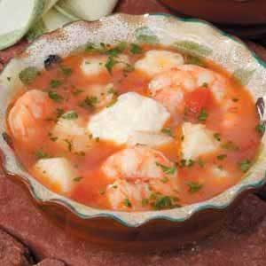 Mediterranean Seafood Stew Recipe