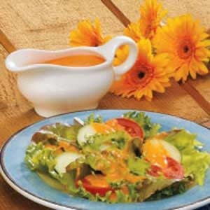 Thick and Creamy French Dressing Recipe