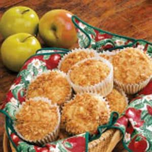 Raisin Apple Muffins Recipe