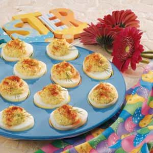 Deviled Eggs Recipe Photo