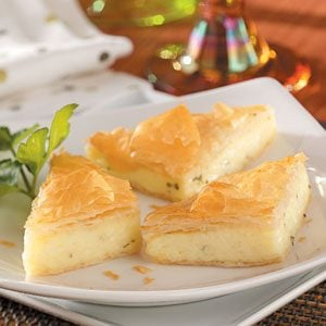 Cheese Boereg Recipe