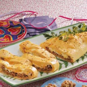 Sausage Stromboli Recipe
