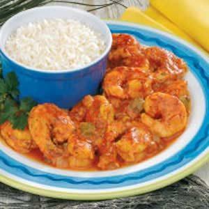 Spicy Island Shrimp Recipe