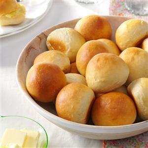 Overnight Yeast Rolls Recipe