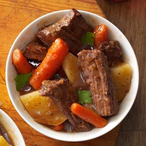Tina's Pot Roast Recipe
