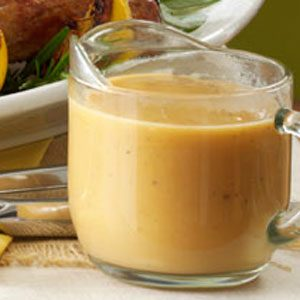 Simple Turkey Gravy Recipe