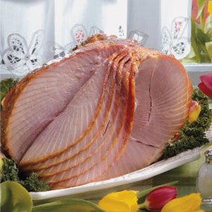 Pineapple Mustard Ham Recipe
