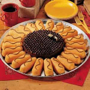 Sunflower Potluck Cake Recipe