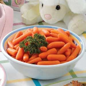 Bringing Home Baby Carrots