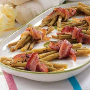 Green Bean Bundles of Joy Recipe