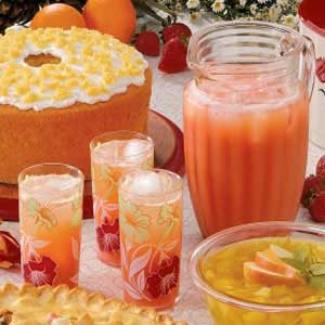 Fruit Cooler Recipe