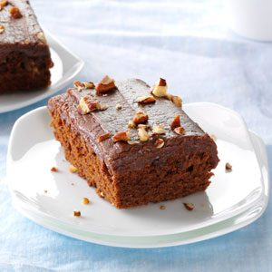 Kahlua Fudge Sheet Cake