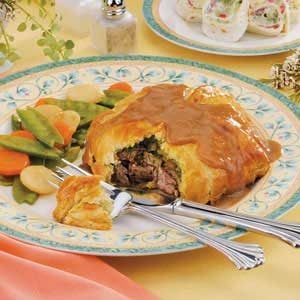 Beef Wellington Bundles Recipe