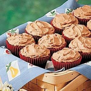 Mocha Cupcakes Recipe