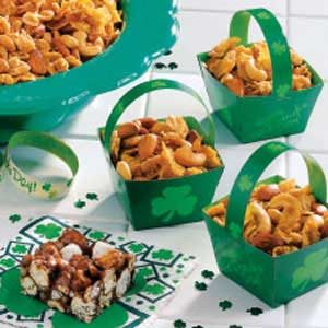 Nutty Cereal Crunch Recipe