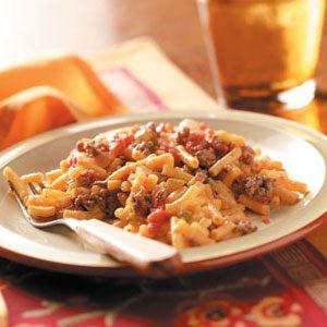 Cajun Macaroni Recipe