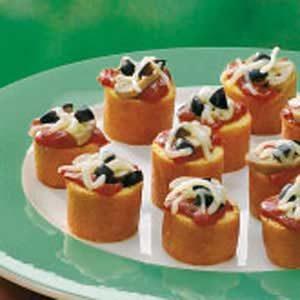 Pizza Corn Dog Snacks Recipe