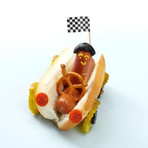 Hot Dog Speed Racer Recipe