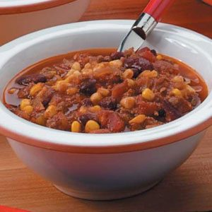 Corny Chili Recipe