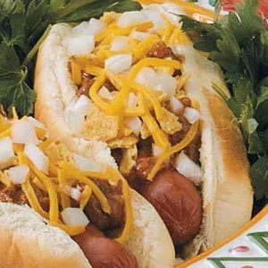 Bandito Chili Dogs Recipe
