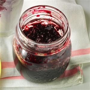Honey Blueberry Cobbler Jam Recipe