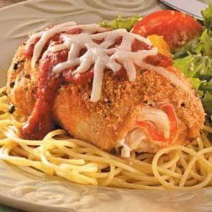 Crab-Stuffed Chicken Recipe