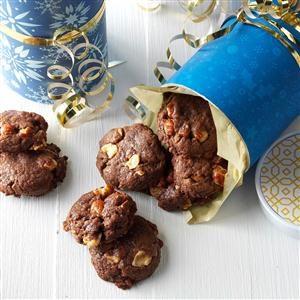 Hazelnut Dream Cookies Recipe